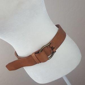 Banana Republic - Cognac Leather Belt